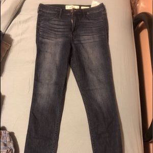 Hollister jogging high rise size 9R